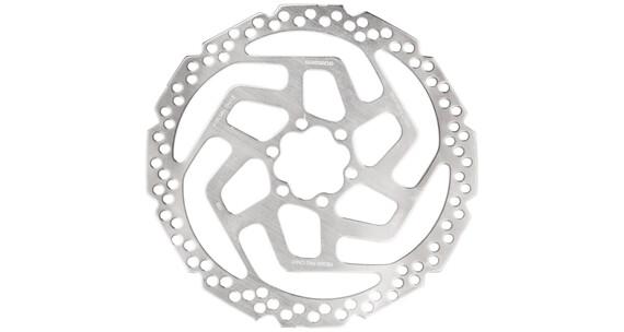 Shimano SM-RT26 Tarcza hamulców tarczowych  srebrny